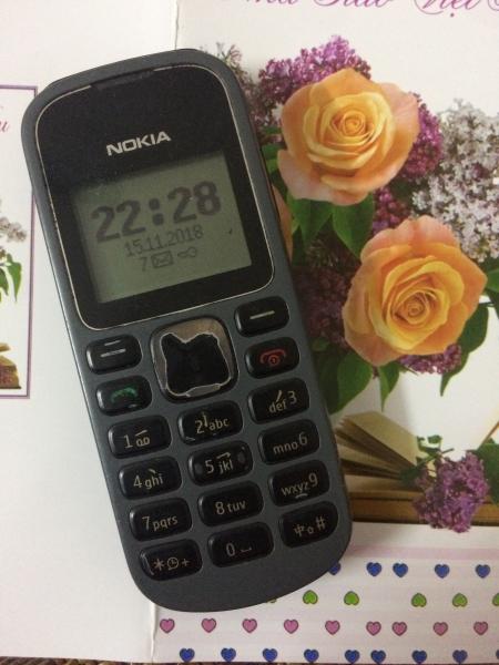 Chiếc điện thoại Nokia đầu tiên của độc giả Lan Hương.